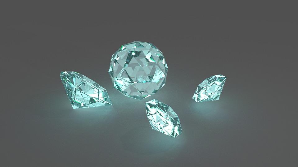 Et si vos bijoux en diamant servaient de thermom tre ultra rapide et pr cis sciencepost - Thermometre interieur precis ...