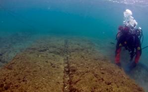 Découverte d'une base militaire marine grecque vieille de 2500 ans