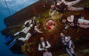 Les aquanautes, ou quand les futurs martiens s'entraînent sous l'eau