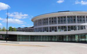 À Lille, inauguration d'une bibliothèque futuriste et augmentée