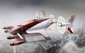 Airbus planche sur un prototype de voiture volante pour 2017…