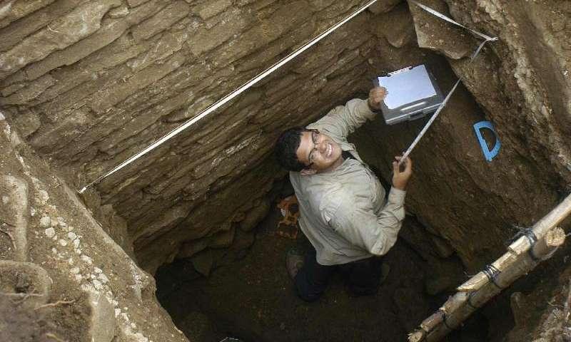 Un mysterieux pendentif de jade pourrait réécrire l'histoire Maya 4-secondlarges