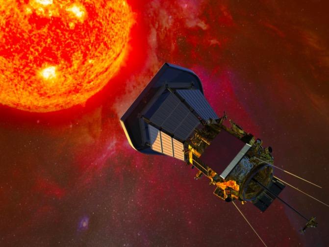 La Nasa va envoyer une sonde tout près du soleil