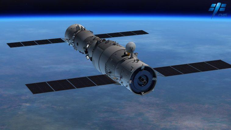 La station spatiale chinoise va bientôt retomber sur Terre, mais…