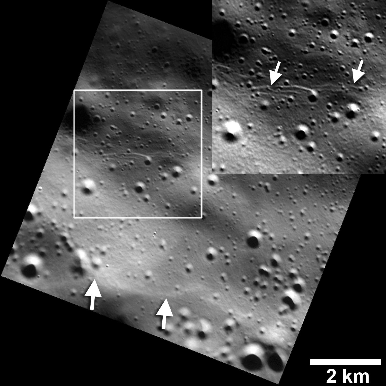 NASA/JHUAPL/Carnegie Institution of Washington/USGS/Arizona State University