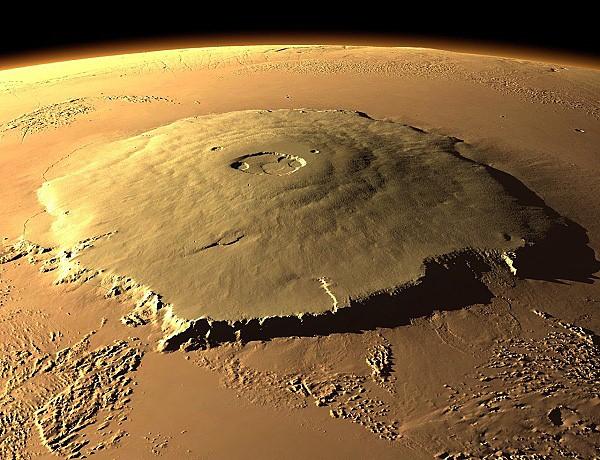 olympus volcan