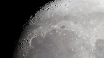 Lune satellite