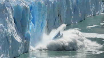 glacier banquise fonte