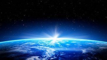 planète terre atmosphère