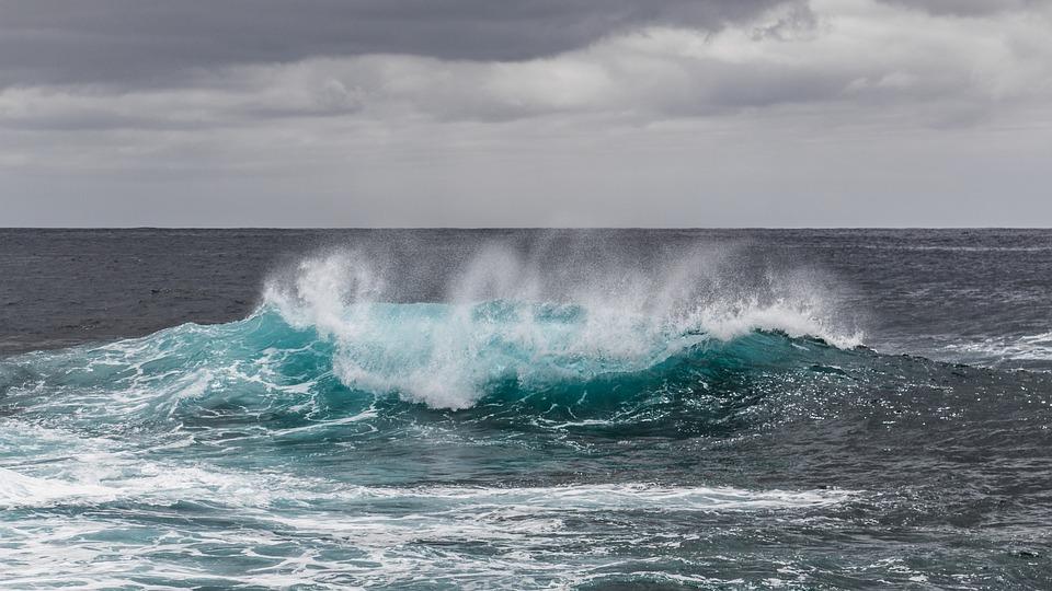 océans Terre