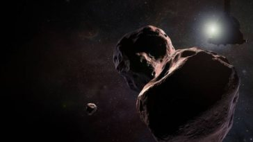 New Horizons Ultima Thule
