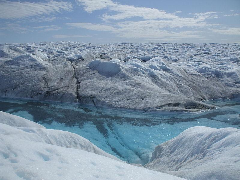 Inlandsis Groenland