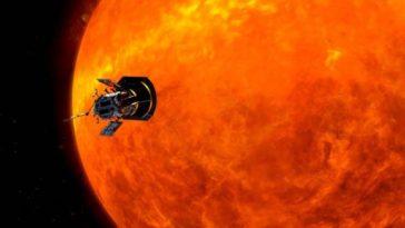 Parker solar probe NASA soleil