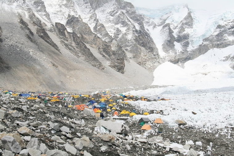 Népal Everest Himalaya