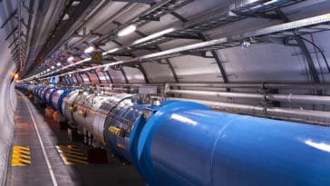 LHC Grand collisionneur hadrons