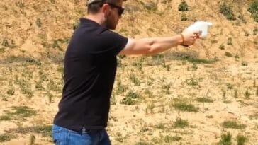 Cody Wilson arme à feu 3D