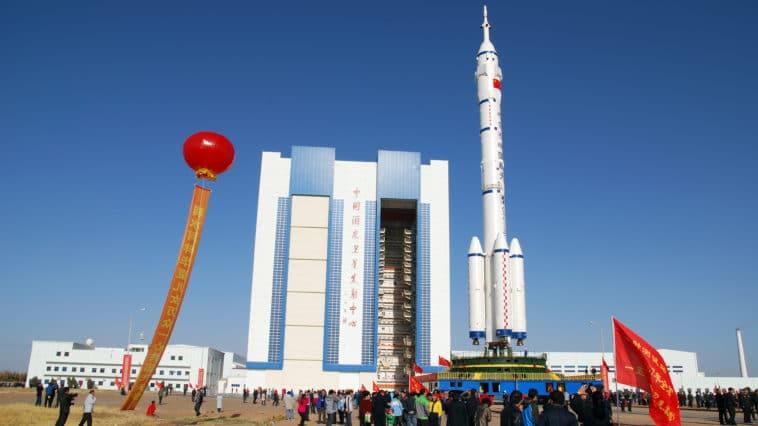 Long march fusée chine