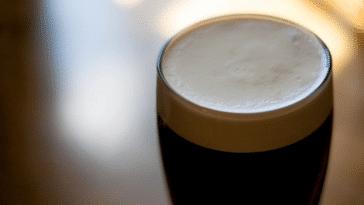 bière pinte alcool guinness