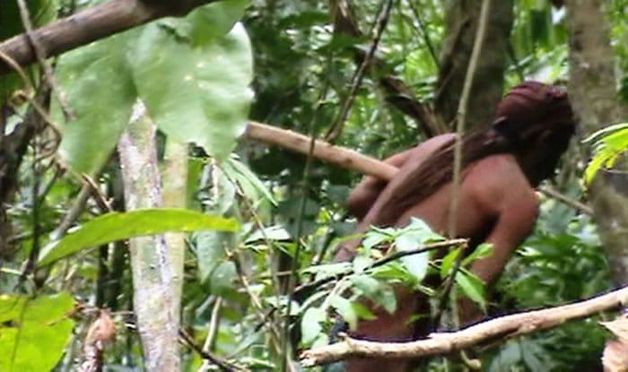 dernier homme tribu Amazonie