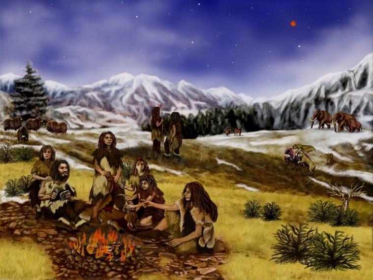homme néandertal feu préhistoire