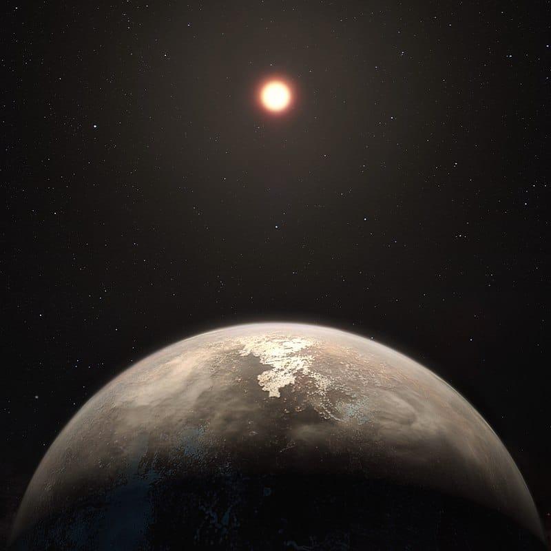 planète Ross 128b