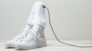 Panasonic appareil odeur chaussure