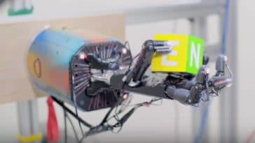 main robot OpenAI