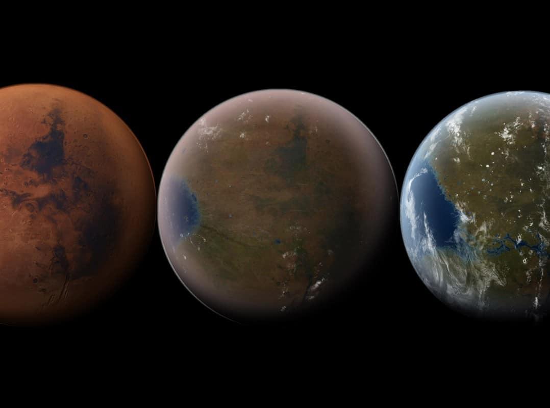 terraformer mars terre