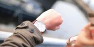 montre poignet horloge biologique