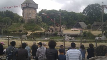 puy du fou parc attractions