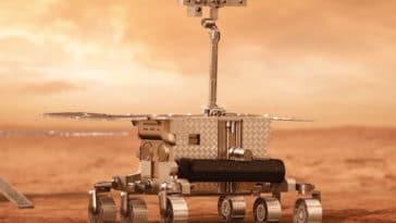 rover exomars 2020