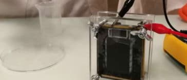 Everlux urine electricité