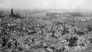 bombardement Cologne seconde guerre mondiale