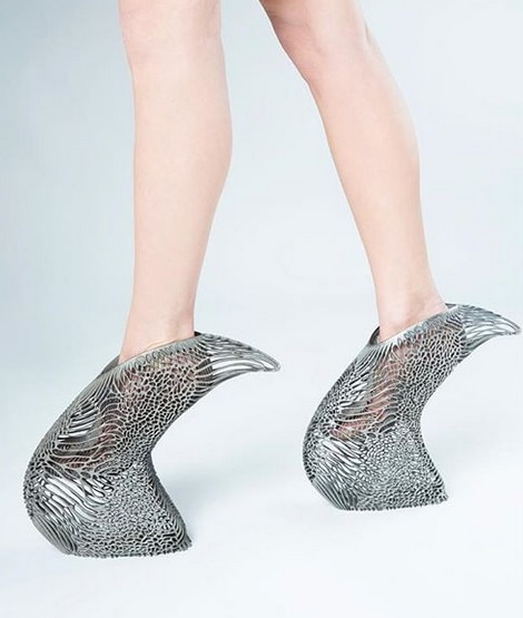 chaussure luxe impression 3D 2