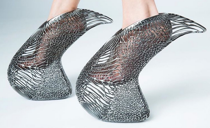 chaussure luxe impression 3D