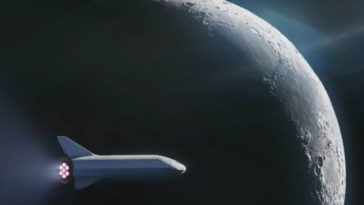 lune spaceX