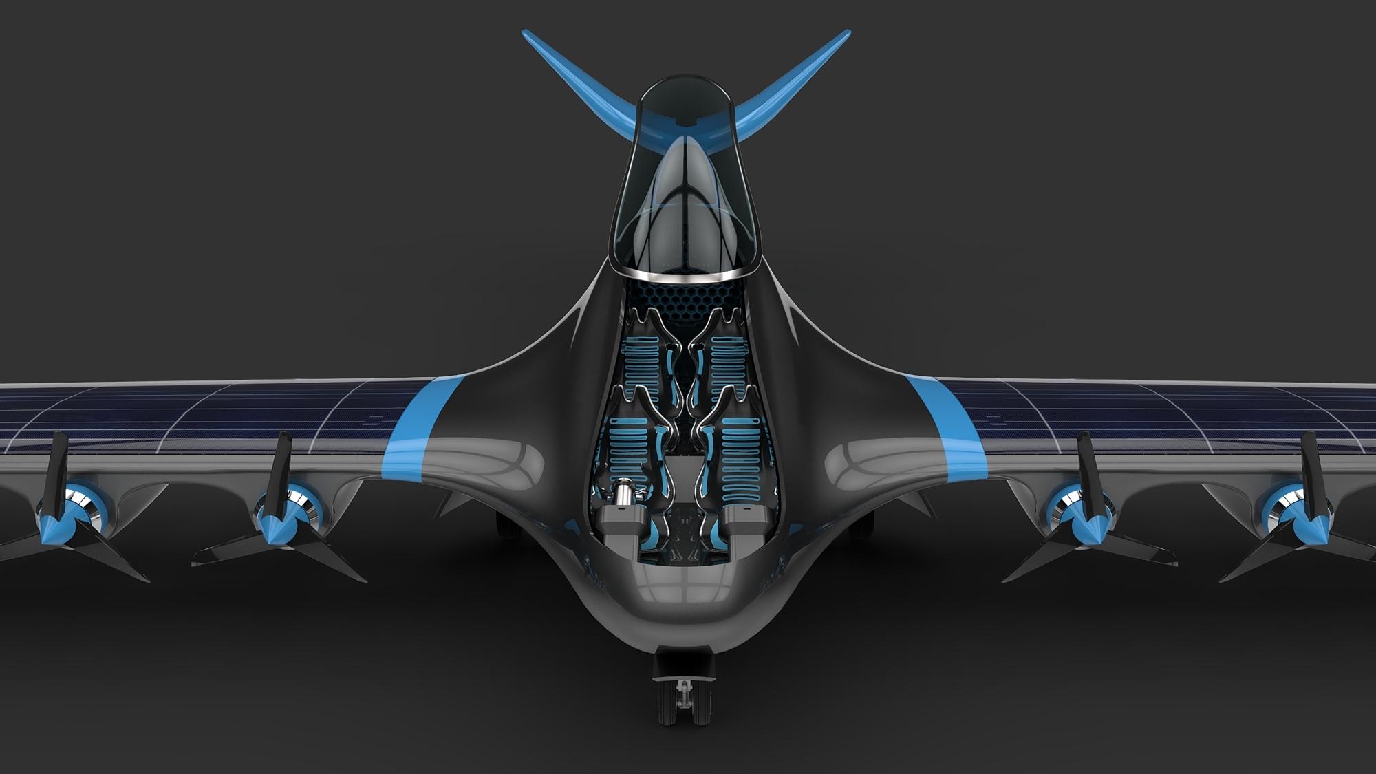 Element One avion hydrogène 1