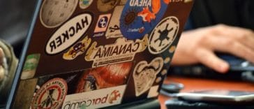 stickers PC ordinateur
