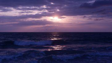 plage océan mer