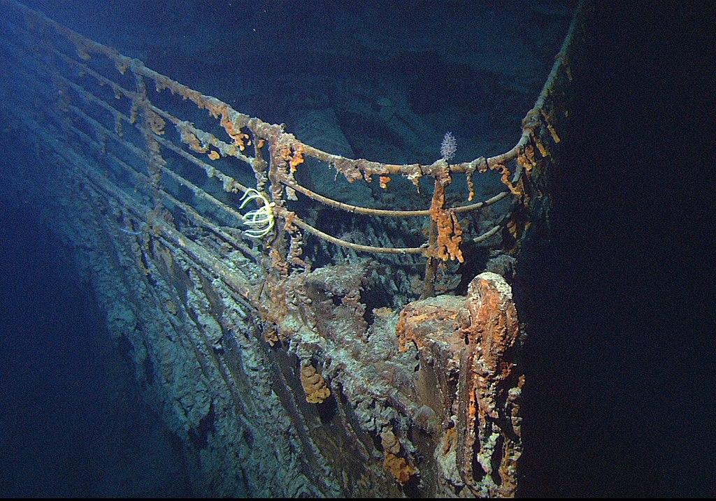 Cette Soci U00e9t U00e9 Propose De Visiter L U0026 39  U00e9pave Du Titanic D U00e8s L