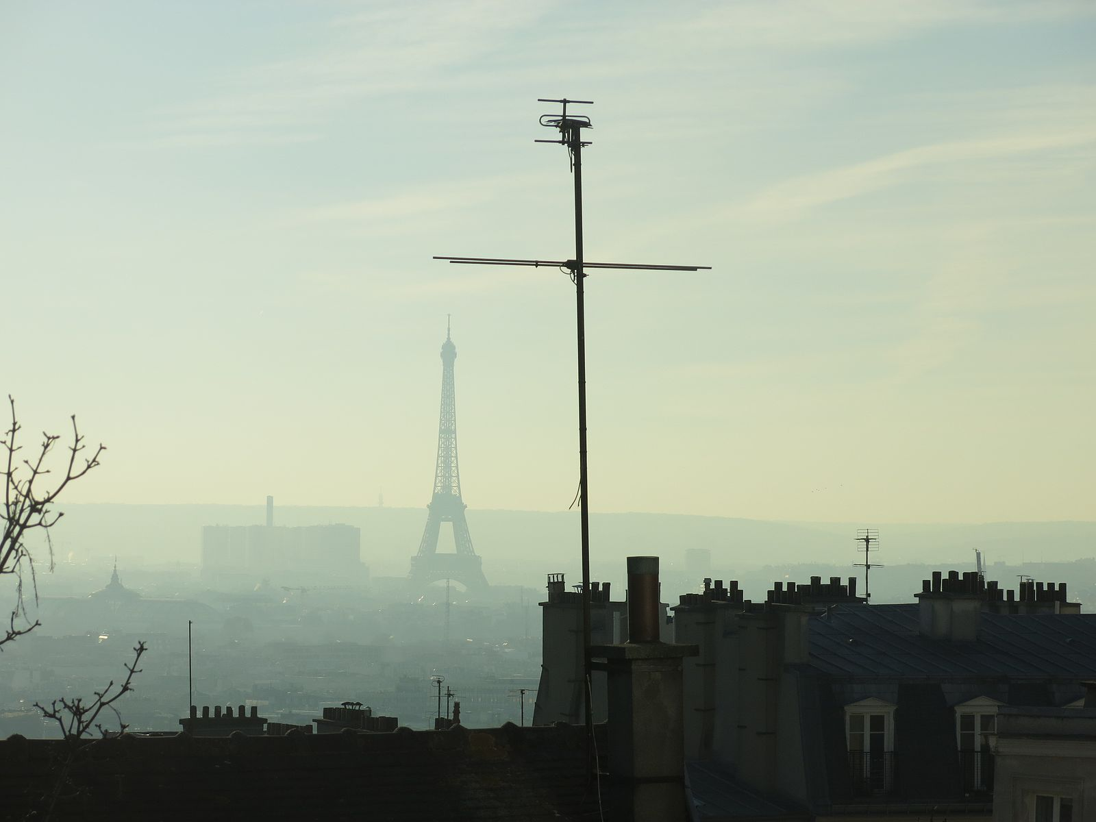 La pollution de l'air tue davantage que le tabac