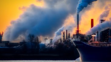 pollution industrie