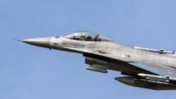 US Air Force avion de guerre