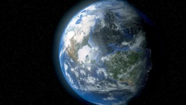 terre espace refroidissement