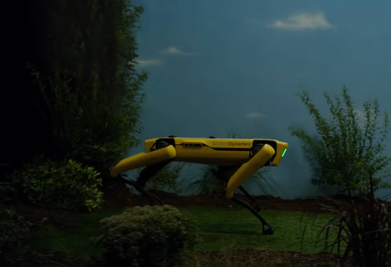 Boston Dynamics lance son robot chien Spot à la vente