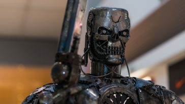 robot terminator tueur