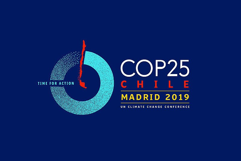 COP 25 madrid logo