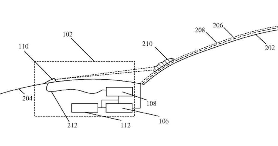 brevet essuie glace Tesla laser