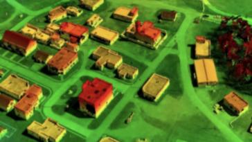 cartographie 3D photogrammétrie
