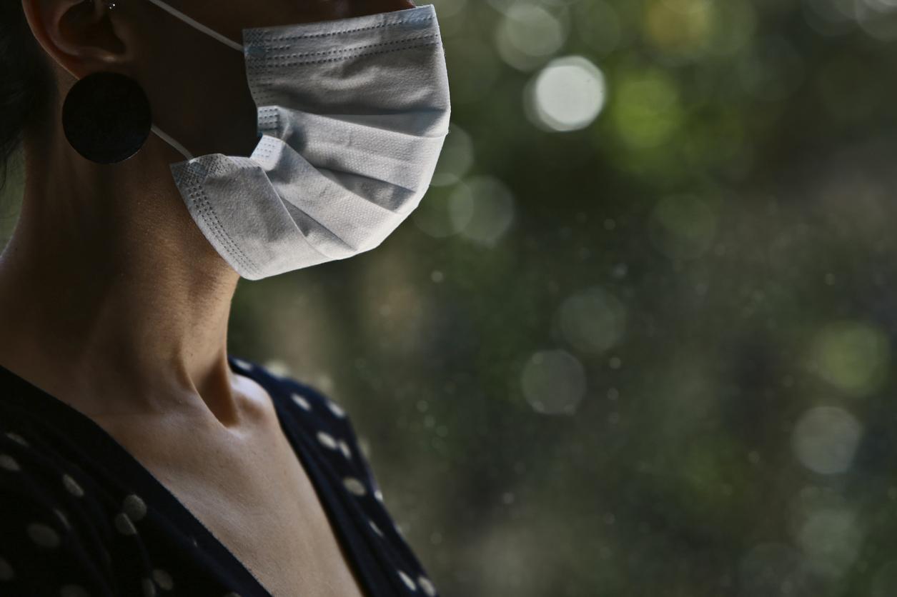 masque coronavirus covid-19